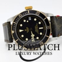 Tudor Heritage Black Bay  S&G Pelle  41mm 79733N