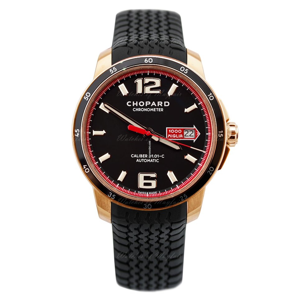 20640e2f1040 Chopard Mille Miglia - all prices for Chopard Mille Miglia watches on  Chrono24