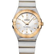 Omega Constellation Quartz 123.20.27.60.02.002 2020 новые