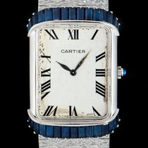 Piaget Sapphire Set Retailed By Cartier 9098 A6
