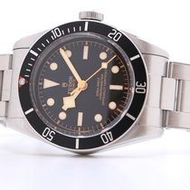 Tudor Heritage Black Bay Stainless Steel 79230N