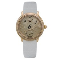 Blancpain Women Rose gold 36.8mm Mother of pearl