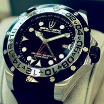 Sea-God GMT III Steel