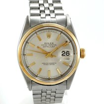 Rolex Datejust 1601 Steel And Gold 36 Mm. Pie Pan Dial. Circa...