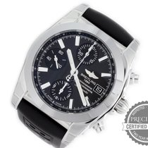 Breitling Chronomat 38 Steel 38mm Black No numerals United States of America, Pennsylvania, Willow Grove
