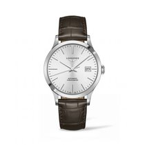 Longines Record L28214722 new