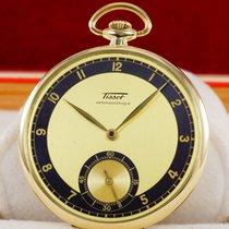 Tissot Reloj de bolsillo usados 47mm Oro amarillo 1940