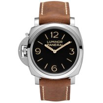 Panerai Luminor 1950 PAM 00557 New Steel 47mm Manual winding