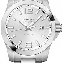Longines L37604766 Steel Conquest 43mm new United States of America, New York, New York