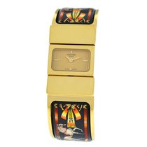 Hermès Gold/Steel 13mm Quartz L01.201 pre-owned United States of America, New York, New York