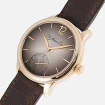 H.Moser & Cie. Rose gold Manual winding Endeavour pre-owned Malaysia, Kuala Lumpur