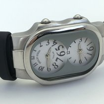 Philip Stein Steel Quartz Teslar pre-owned