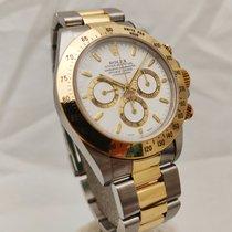 Rolex Daytona Gold/Steel 40mm No numerals