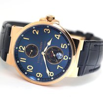Ulysse Nardin Marine Chronometer 41mm Rose gold 41mm Blue United States of America, Florida, Aventura