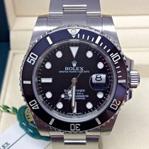 Rolex Submariner Date 116610LN 2018 pre-owned