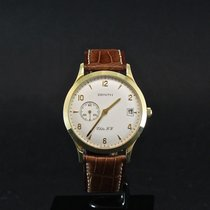 Zenith Yellow gold 36mm Automatic zenith 30.0125.650 pre-owned