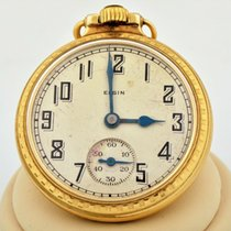 Elgin 50mm Manual winding pre-owned United States of America, Washington, Bellevue
