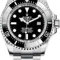 Rolex Сталь Автоподзавод 44mm новые Sea-Dweller Deepsea