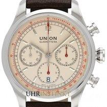 Union Glashütte Steel 43mm Automatic D009.427.16.267.00 new