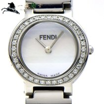 Fendi Steel 24mm Quartz 3050L pre-owned