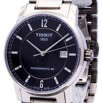 Tissot Titanium Automatic Titan 40mm Crn Arapski brojevi