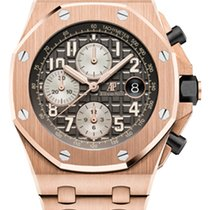 Audemars Piguet 26470OR.OO.1000OR.02 Rose gold Royal Oak Offshore Chronograph 42mm new United States of America, Florida, Sunny Isles Beach