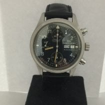 IWC Pilot Chronograph 3706 1998 pre-owned