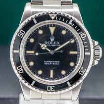 Rolex Submariner (No Date) 5513 подержанные
