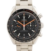 Omega Speedmaster Racing Steel 44.2mm Black