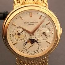 Patek Philippe Ouro amarelo Automático usado Perpetual Calendar