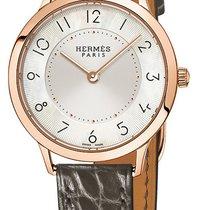 Hermès Slim d'Hermes MM Quartz 32mm 041765ww00