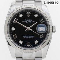 Rolex Diamond Date