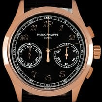Patek Philippe Chronograph pre-owned 39.4mm Rose gold