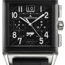 Jaeger-LeCoultre Reverso Squadra World Chronograph Steel United States of America, California, Beverly Hills