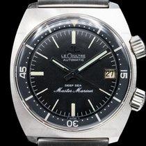"""Jaeger-LeCoultre E 558 """"Barracuda"""" Master Mariner Circa 1967..."""