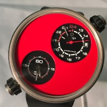 Meccaniche Veloci 45mm Automatic new Red