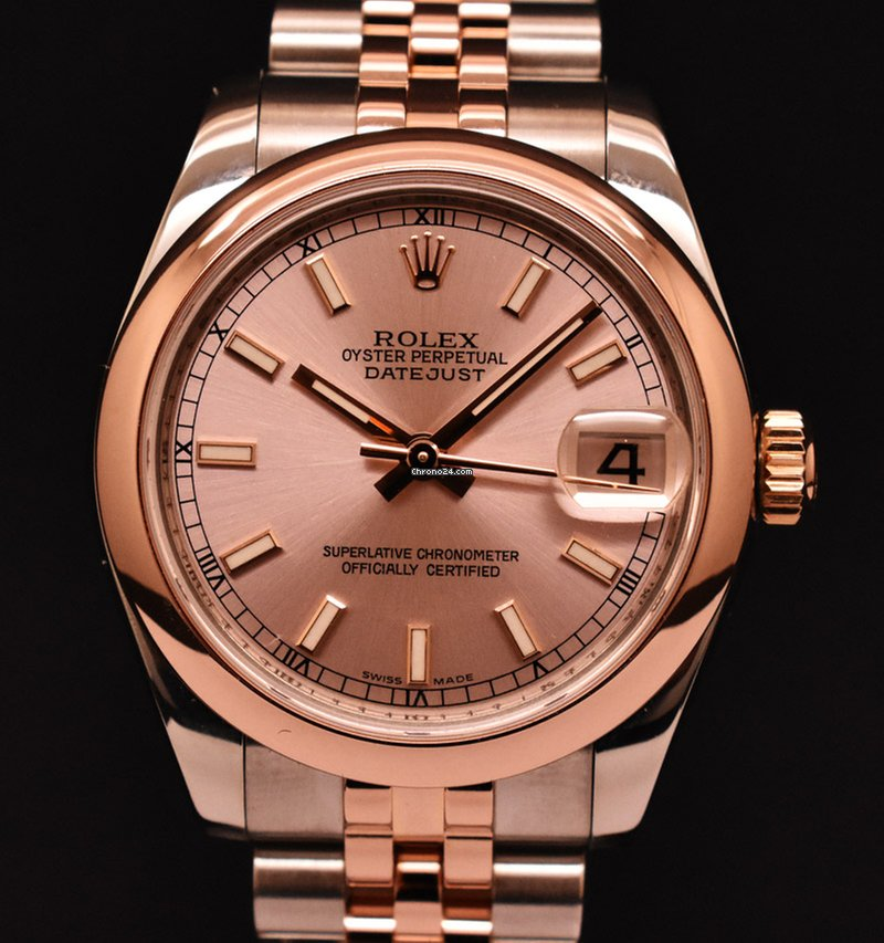 715b8cd7775 Precios de relojes Rolex mujer