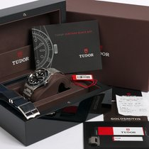 Tudor 79220B Staal 2016 Black Bay 41mm tweedehands