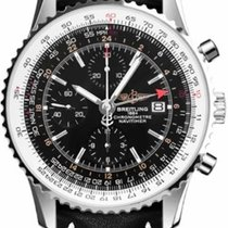 Breitling Navitimer World new Automatic Chronograph Watch with original box and original papers A2432212/B726/441X