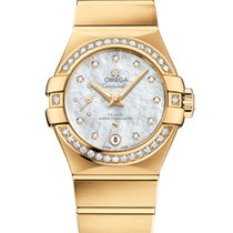 Omega Constellation Petite Seconde Mother of pearl United States of America, Florida, North Miami Beach