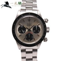 Rolex Daytona Steel 37mm Silver