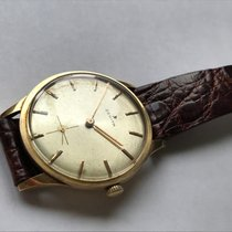 Zenith Red gold Manual winding 35mm pre-owned