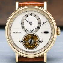 Breguet Yellow gold 39mm Automatic 5307 pre-owned