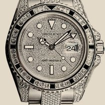 Rolex 116759SANR Weißgold GMT-Master II 40mm neu