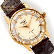 Longines pre-owned Automatic 35mm Champagne