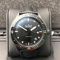 Blancpain Fifty Fathoms Bathyscaphe 5000-0130-B52A 2018 новые