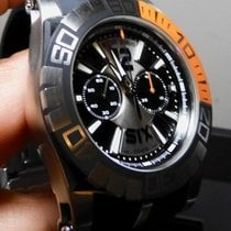 Roger Dubuis Easy Diver Steel 46mm Silver