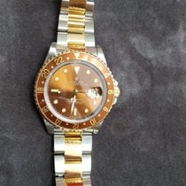 Rolex Gold/Steel Automatic 16713 pre-owned