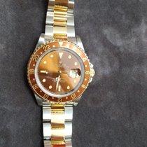 Rolex Zlato/Ocel Automatika 16713 použité