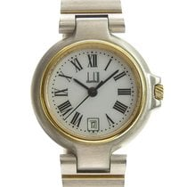 Alfred Dunhill Women's watch 25mm Quartz pre-owned Watch only